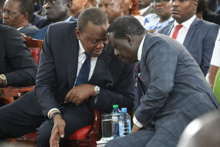Take It Or Leave It! Raila In Dilemma As Uhuru Slaps Him With This Demand - Daily Trends