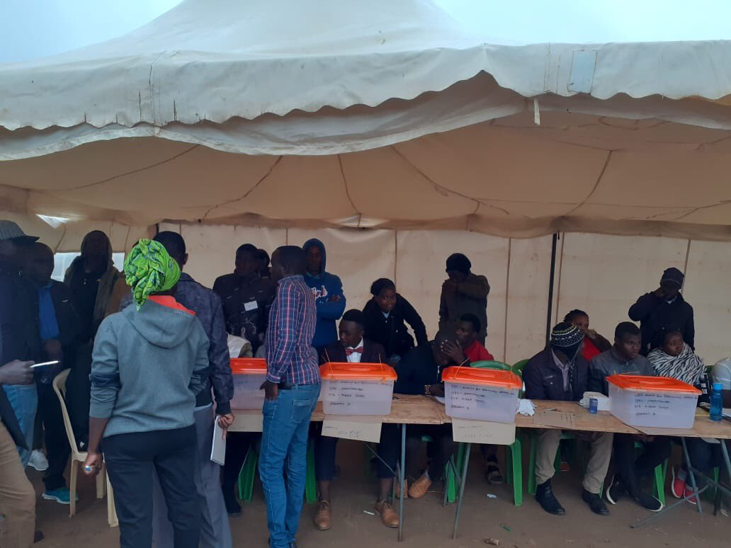 It's All Systems go in Kibra as ODM Decides