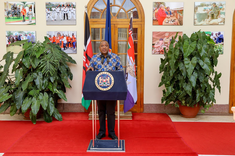 Uhuru Rejects Judges Who Stopped BBI Reggae As He Finally Gazettes Appointments