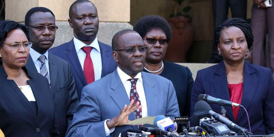 Former CJ Willy Mutunga Undresses Uhuru In Viral Letter Over Rejection Of 6 Judges